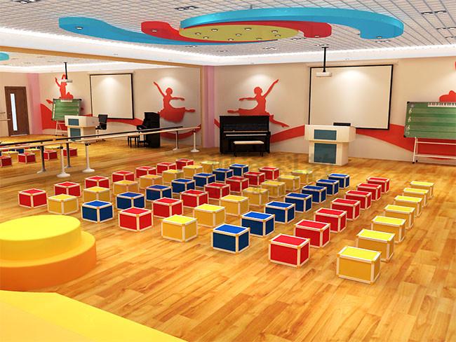 小学舞蹈教室介绍_舞蹈功能室成套设备_智慧书法教室_实验室设备_实验教学系统 ...
